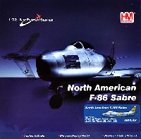 F-86F セイバー ジェームズ・ジャバラ 少佐機