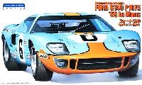 フォード GT40 1969年 ル・マン優勝車 (カルトグラフ製デカール付)