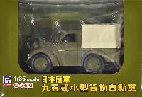 ピットロード塗装済完成品モデル日本陸軍 九五式小型貨物自動車