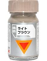ガイアノーツダグラムカラーライトブラウン (光沢)