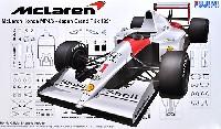 フジミ1/20 GPシリーズ SP (スポット)マクラーレン MP4/6 ホンダ 日本グランプリ 1991年 (レジン製塗装済み ドライバーフィギュア付)