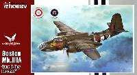 スペシャルホビー1/72 エアクラフト プラモデルボストン Mk.3A D-デイ 上陸支援機