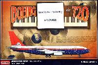 ローデン1/144 エアクラフトボーイング 720 スターシップワン (エルトン・ジョン)