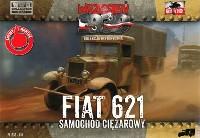 FTF1/72 AFVポルスキ フィアット 621 4輪トラック