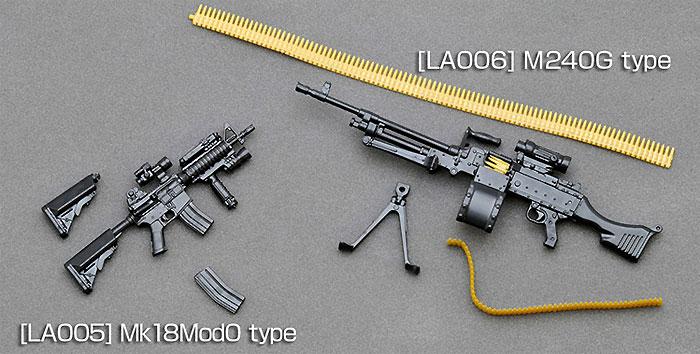 Mk18 Mod0 タイププラモデル(トミーテックリトルアーモリー (little armory)No.LA005)商品画像_2