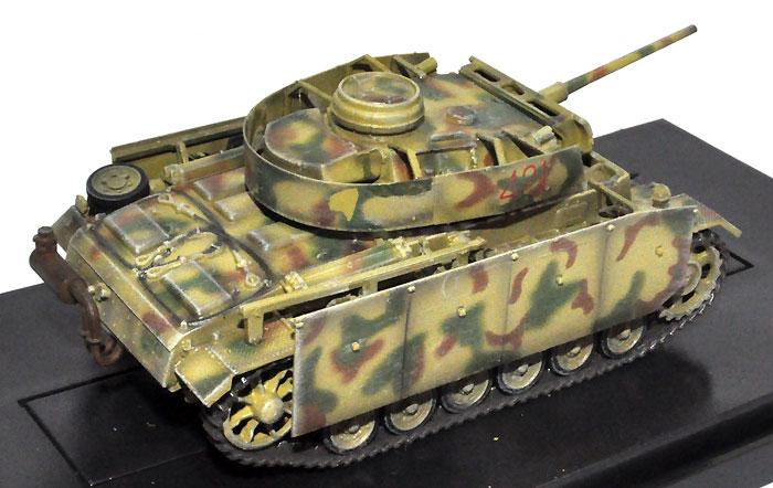 ドイツ 3号戦車 M型 ドイツ 第11装甲師団 第15戦車連隊 第4中隊 1943年 クルスク完成品(ドラゴン1/72 ドラゴンアーマーシリーズNo.60663)商品画像_3