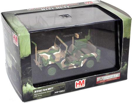 M151A2 フォード マット 第82空挺師団完成品(ホビーマスター1/48 グランドパワー シリーズNo.HG1902)商品画像