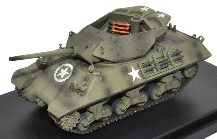 M10 駆逐戦車 ウルヴァリンズ 2完成品(ホビーマスター1/72 グランドパワー シリーズNo.HG3419)商品画像_2