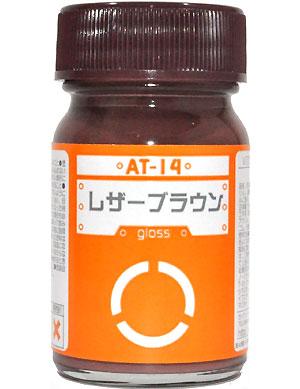 レザーブラウン (AT-14)塗料(ガイアノーツボトムズカラー シリーズNo.AT-014)商品画像