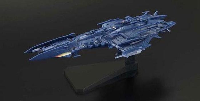 デウスーラ 2世プラモデル(バンダイ宇宙戦艦ヤマト2199 メカコレクションNo.005)商品画像_3