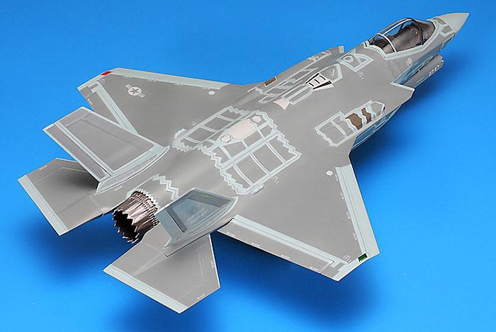 ロッキード マーチン F-35A ライトニング 2プラモデル(タミヤ1/72 ウォーバードコレクションNo.087)商品画像_2