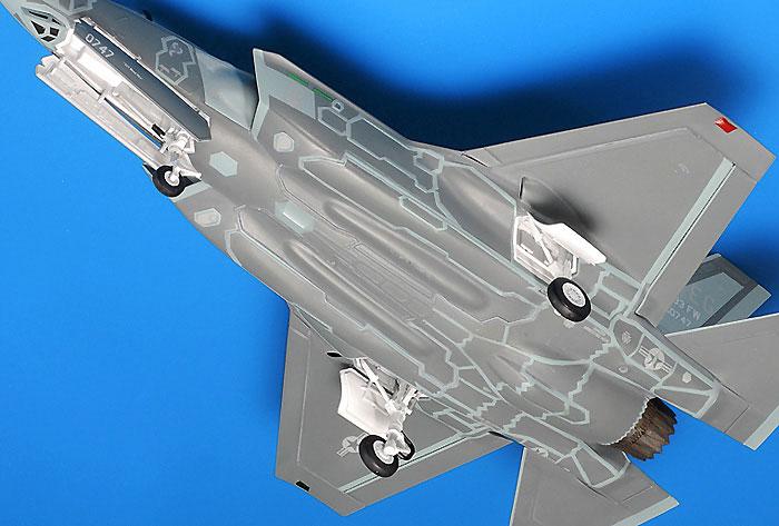 ロッキード マーチン F-35A ライトニング 2プラモデル(タミヤ1/72 ウォーバードコレクションNo.087)商品画像_3