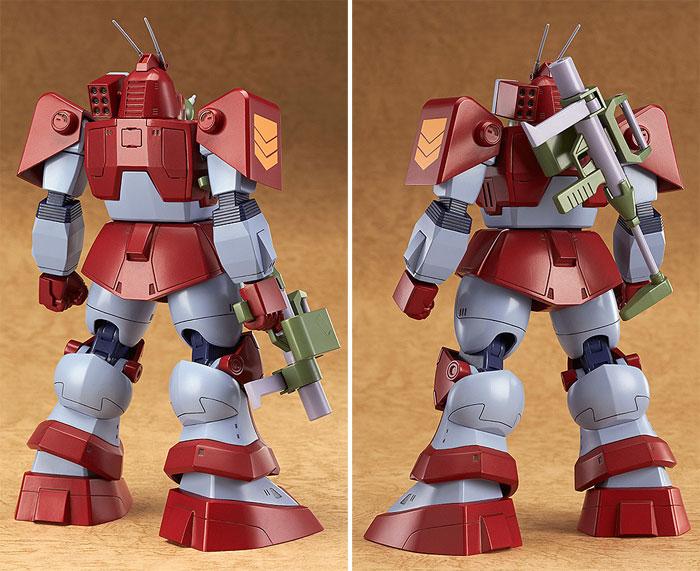 アビテート T10B ブロックヘッドプラモデル(マックスファクトリーCOMBAT ARMORS MAXNo.003)商品画像_2