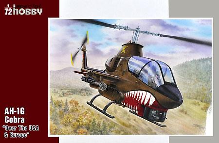 ヒューイ AH-1G コブラ 対戦車ヘリ アメリカ陸軍プラモデル(スペシャルホビー1/72 エアクラフト プラモデルNo.SH72278)商品画像