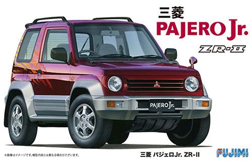 三菱 パジェロ Jr. ZR-2プラモデル(フジミ1/24 インチアップシリーズNo.116)商品画像