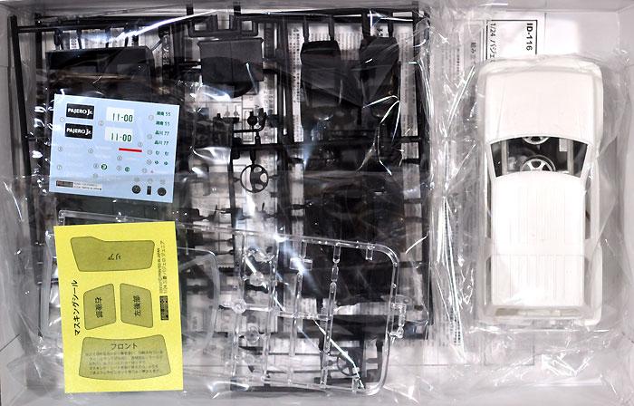 三菱 パジェロ Jr. ZR-2プラモデル(フジミ1/24 インチアップシリーズNo.116)商品画像_1