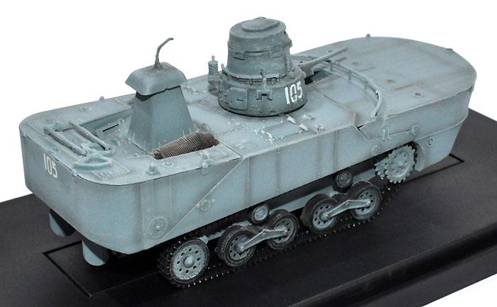日本海軍 水陸両用戦車 特二式内火艇 カミ 海上浮航形態 (前期型フロート付き) 1944年 ニューギニア完成品(ドラゴン1/72 ドラゴンアーマーシリーズNo.60607)商品画像_3