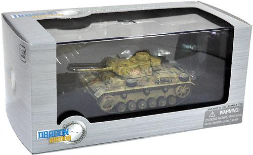 ドイツ 3号戦車 M型 第23装甲師団 1943年 南ロシア戦線完成品(ドラゴン1/72 ドラゴンアーマーシリーズNo.60579)商品画像