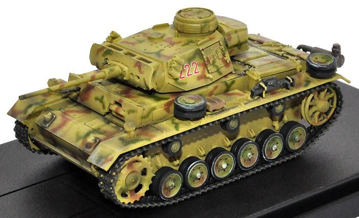 ドイツ 3号戦車 M型 第23装甲師団 1943年 南ロシア戦線完成品(ドラゴン1/72 ドラゴンアーマーシリーズNo.60579)商品画像_2