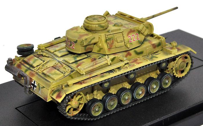 ドイツ 3号戦車 M型 第23装甲師団 1943年 南ロシア戦線完成品(ドラゴン1/72 ドラゴンアーマーシリーズNo.60579)商品画像_3