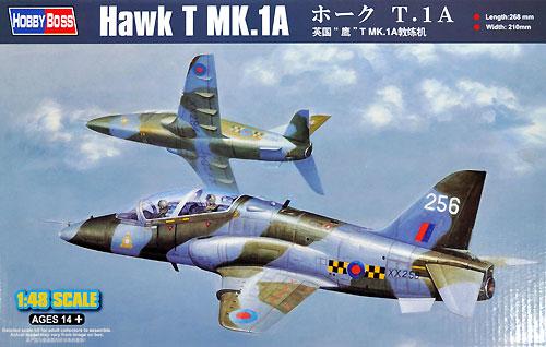 ホーク T.1Aプラモデル(ホビーボス1/48 エアクラフト プラモデルNo.81733)商品画像
