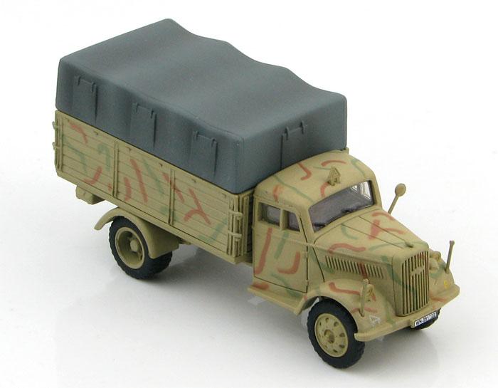 ドイツ 3トン カーゴトラック WH-281722完成品(ホビーマスター1/72 グランドパワー シリーズNo.HG3914)商品画像_1