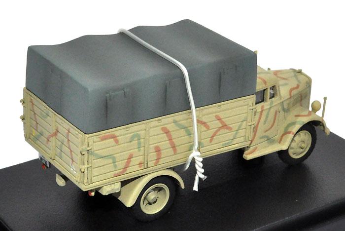 ドイツ 3トン カーゴトラック WH-281722完成品(ホビーマスター1/72 グランドパワー シリーズNo.HG3914)商品画像_3