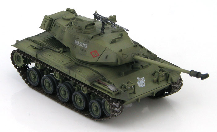 M41A3 ウォーカーブルドッグ 台湾海兵隊完成品(ホビーマスター1/72 グランドパワー シリーズNo.HG5307)商品画像_1
