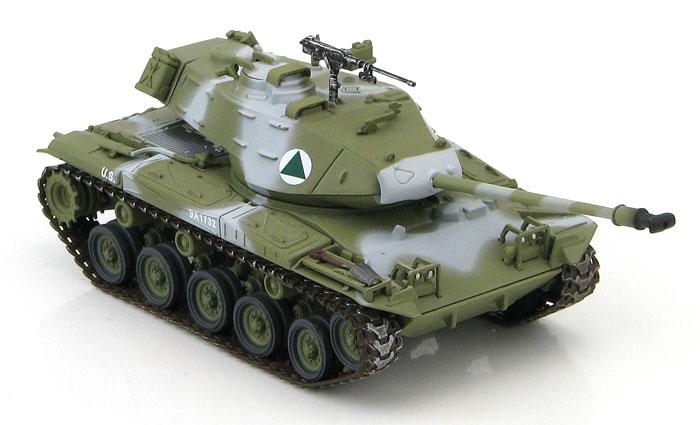 M41A3 ウォーカーブルドッグ アメリカ陸軍 冬季迷彩完成品(ホビーマスター1/72 グランドパワー シリーズNo.HG5309)商品画像_1
