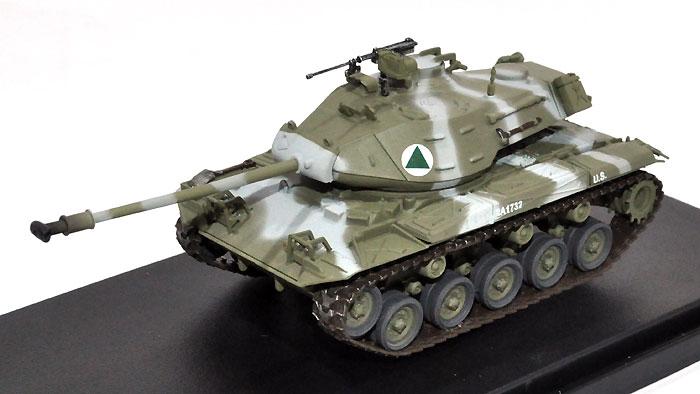 M41A3 ウォーカーブルドッグ アメリカ陸軍 冬季迷彩完成品(ホビーマスター1/72 グランドパワー シリーズNo.HG5309)商品画像_2
