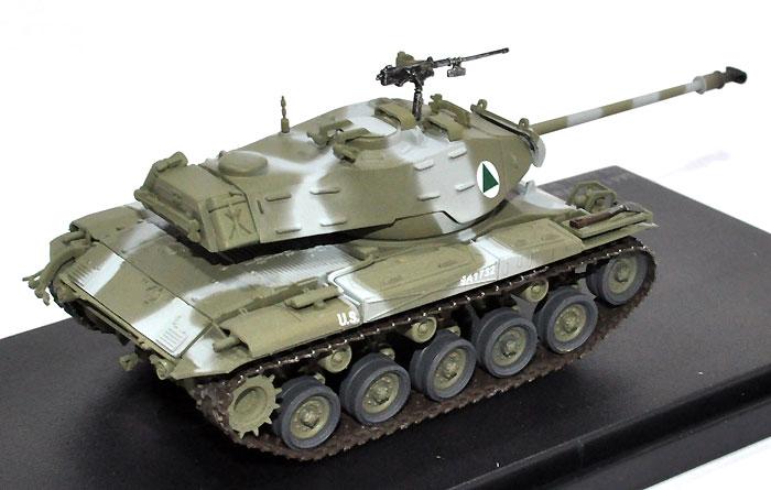 M41A3 ウォーカーブルドッグ アメリカ陸軍 冬季迷彩完成品(ホビーマスター1/72 グランドパワー シリーズNo.HG5309)商品画像_3