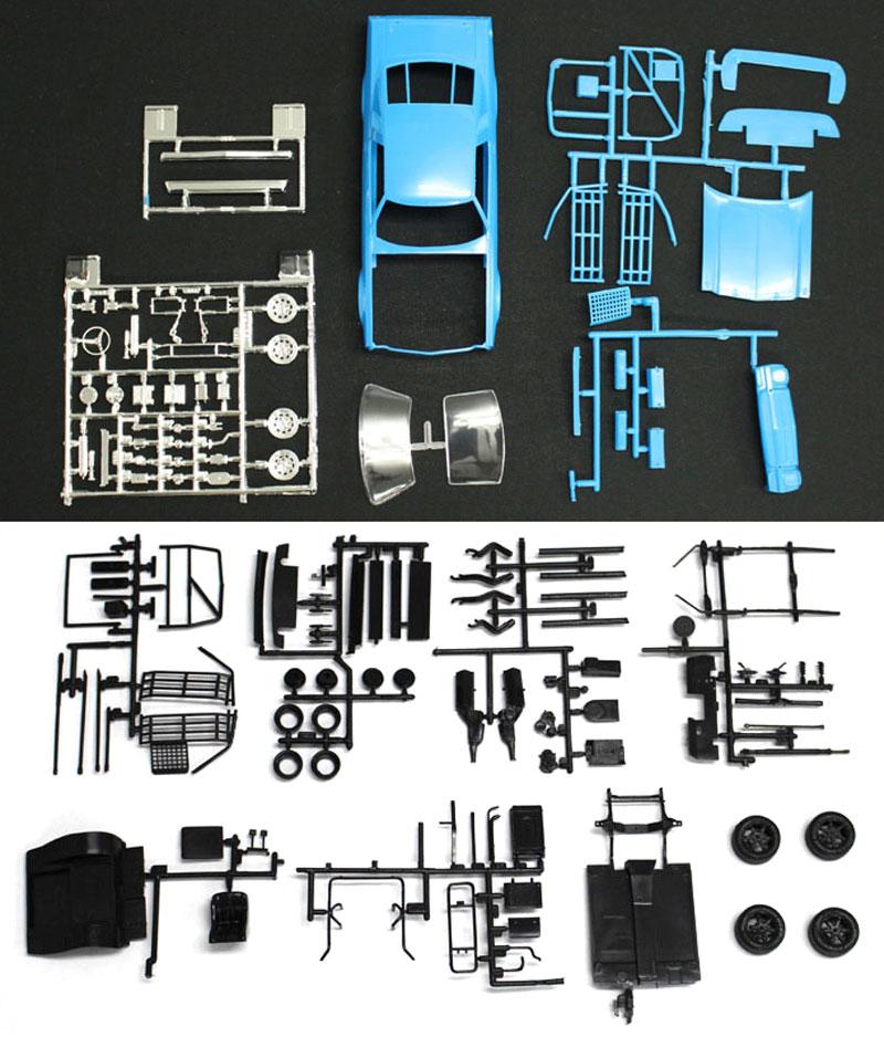 シェビー ペプシ シェベルプラモデル(MPC1/25 カーモデルNo.MPC808/12)商品画像_2