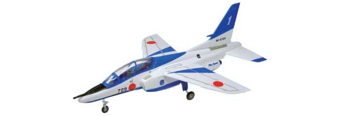 新しいブルーインパルス始まる T-4 ブルーインパルス (1BOX)プラモデル(童友社1/144 現用機コレクションNo.024B)商品画像_2