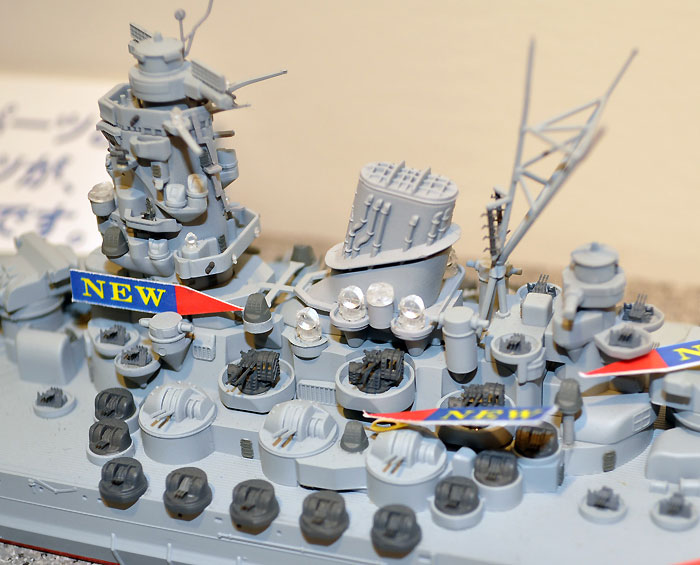 機銃射撃装置セットプラモデル(ファインモールド1/700 ナノ・ドレッド シリーズNo.WA029)商品画像_3