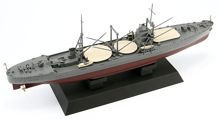 日本海軍 給兵艦 樫野プラモデル(ピットロード1/700 スカイウェーブ W シリーズNo.W160)商品画像_3