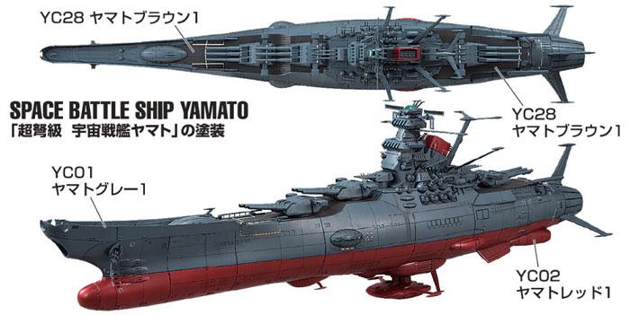 超弩級 宇宙戦艦ヤマト用 徳用塗料(GSIクレオスヤマトカラーNo.CS890)商品画像_1
