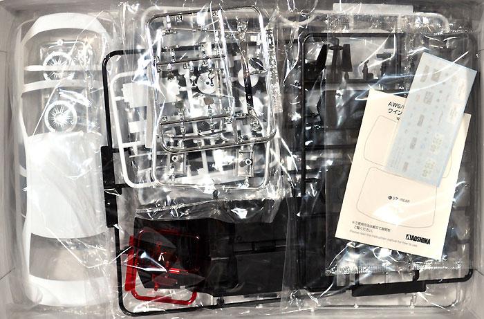 GRS214 クラウン アスリート G '12 20インチカスタムプラモデル(アオシマ1/24 ザ・ベストカーGTNo.002SP)商品画像_1