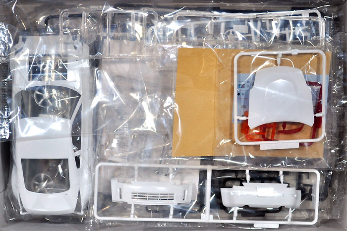 Z33 フェアレディZ バージョンSTプラモデル(アオシマ1/24 ザ・ベストカーGTNo.028)商品画像_1