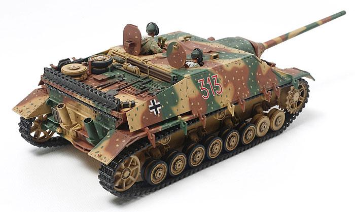 ドイツ 4号駆逐戦車/70(V) ラングプラモデル(タミヤ1/35 ミリタリーミニチュアシリーズNo.340)商品画像_3