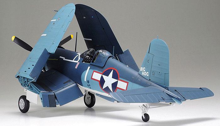 ヴォート F4U-1A コルセアプラモデル(タミヤ1/32 エアークラフトシリーズNo.025)商品画像_2
