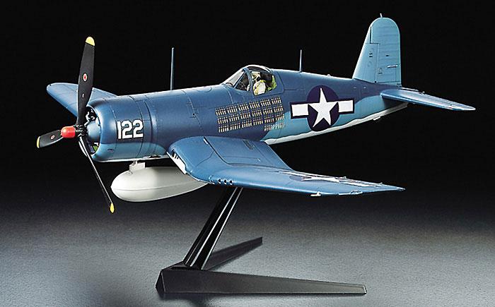 ヴォート F4U-1A コルセアプラモデル(タミヤ1/32 エアークラフトシリーズNo.025)商品画像_3