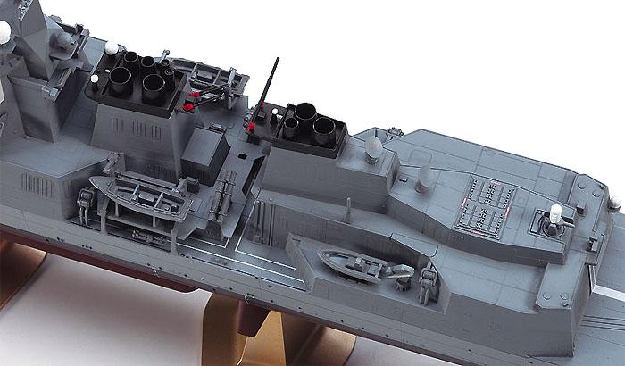 海上自衛隊 イージス護衛艦 あたご (ハセガワ 1/450 有名艦船シリーズ Z02) の商品画像