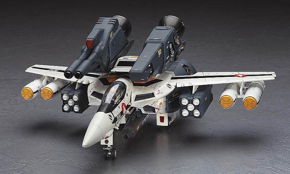 VF-1 バルキリー ウェポンセットプラモデル(ハセガワマクロスシリーズNo.MC004)商品画像_2