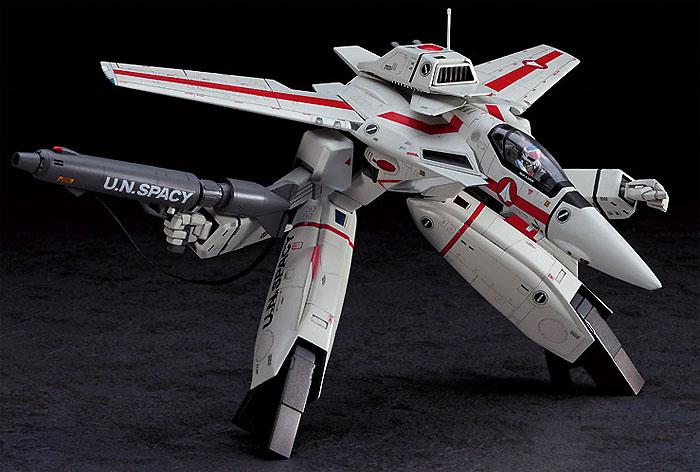 VF-1J/A ガウォーク バルキリープラモデル(ハセガワ1/72 マクロスシリーズNo.025)商品画像_2