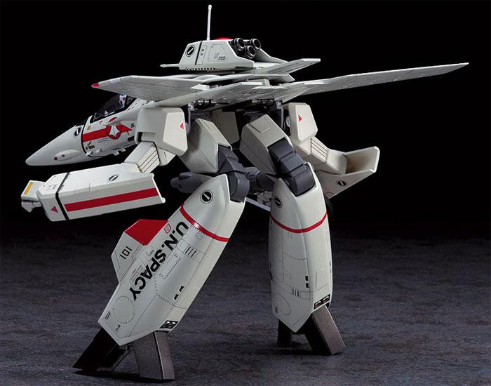 VF-1J/A ガウォーク バルキリープラモデル(ハセガワ1/72 マクロスシリーズNo.025)商品画像_3