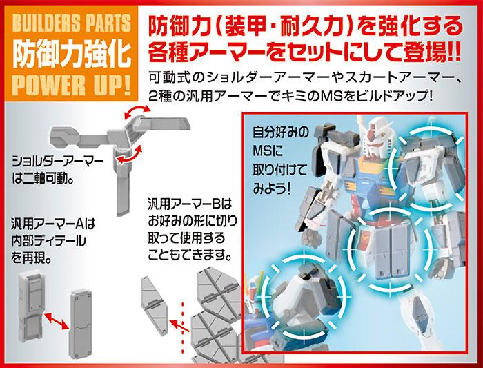 MSアーマー 01プラモデル(バンダイビルダーズパーツNo.BPHD-033)商品画像_3