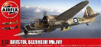 エアフィックス1/72 ミリタリーエアクラフトブリストル ブレニム Mk.4F