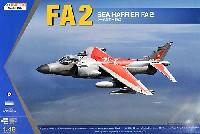 キネティック1/48 エアクラフト プラモデルシーハリアー FA2
