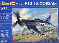 レベル1/72 飛行機F4U-1A コルセア