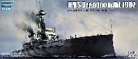 トランペッター1/700 艦船シリーズイギリス海軍戦艦 HMS ドレッドノート 1907